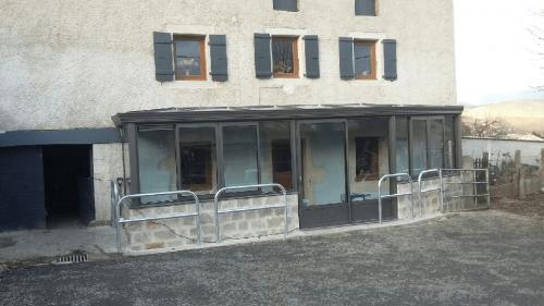 veranda muret